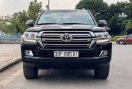 Cần bán Toyota Land Cruiser 4.6 VX năm 2016, màu đen, xe nhập giá 3 tỷ 550 tr tại Hà Nội