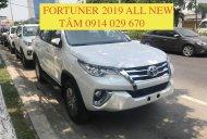Bán nhanh chiếc xe Toyota Fortuner 2.4G (4x2) MT 2019 - Giá mềm - Có sẵn xe - Giao ngay giá 963 triệu tại Đà Nẵng