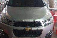 Cần bán lại xe Chevrolet Captiva LT 2.4 MT 2013, màu bạc còn mới giá cạnh tranh giá 399 triệu tại Tp.HCM