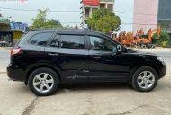 Cần bán Hyundai Santa Fe Mlx năm sản xuất 2007, màu đen, nhập khẩu nguyên chiếc giá 465 triệu tại Hà Nội