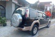 Cần bán lại xe Ford Everest 2.6L 4x2 MT sản xuất năm 2006, màu đen xe gia đình giá 180 triệu tại Thanh Hóa