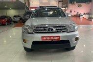 Cần bán gấp Toyota Fortuner 2.5G năm sản xuất 2009, màu bạc   giá 575 triệu tại Phú Thọ
