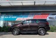 Cần bán xe Toyota Fortuner đời 2017, màu nâu, nhập khẩu chính hãng giá 968 triệu tại Cần Thơ