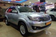 Bán Toyota Fortuner G năm 2012, màu bạc, xe gia đình, 670 triệu giá 670 triệu tại Đắk Lắk