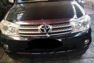Cần bán lại xe Toyota Fortuner 2.7 sản xuất năm 2011, màu đen giá 476 triệu tại Tp.HCM