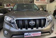 Bán Toyota Land Cruiser năm 2015, màu xám, xe nhập như mới giá 1 tỷ 690 tr tại Hà Nội