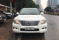 Bán Lexus LX 570 đời 2009, màu trắng, nhập khẩu nguyên chiếc, số tự động giá 2 tỷ 580 tr tại Hà Nội