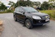 Cần bán lại xe Chevrolet Captiva sản xuất 2008, màu đen giá 258 triệu tại Hải Phòng