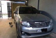 Cần bán Toyota Fortuner sản xuất năm 2013, màu bạc, giá chỉ 670 triệu xe còn mới nguyên giá 670 triệu tại Long An