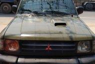 Bán xe Mitsubishi Pajero đời 2008, màu xanh lam, nhập khẩu nguyên chiếc chính hãng giá 350 triệu tại Hà Nội