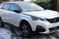 Trả góp 0% + Xe mới 100% + Bảo hành 5 năm, Peugeot 5008 đời 2019, màu trắng giá 1 tỷ 349 tr tại Hà Nội