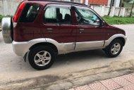 Cần bán lại xe Daihatsu Terios đời 2005, màu đỏ, xe nhập chính chủ, giá 215tr giá 215 triệu tại Hà Tĩnh
