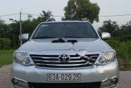 Cần bán lại xe Toyota Fortuner 2.5G năm sản xuất 2014, màu bạc  giá 700 triệu tại Tiền Giang