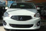 Bán Mitsubishi Attrage MT đời 2019, màu trắng, xe nhập giá 375 triệu tại Quảng Nam