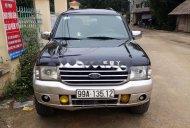 Cần bán xe Ford Everest 2.5L 4x2 MT đời 2006, màu đen, giá 235tr giá 235 triệu tại Bắc Kạn