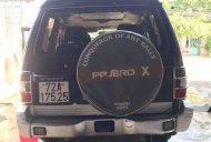 Bán Mitsubishi Pajero 4x4MT 1996, màu xanh lam, nhập khẩu giá 145 triệu tại Bình Thuận