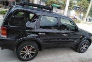 Bán ô tô Ford Escape sản xuất năm 2003, màu đen, giá chỉ 179 triệu xe còn mới nguyên giá 179 triệu tại Hà Nội
