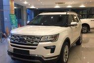 Cần bán nhanh chiếc xe ô tô Ford Explorer năm sản xuất 2019, màu trắng. giá 2 tỷ 88 tr tại Hà Nội