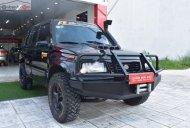Cần bán lại xe Suzuki Vitara đời 2005, màu đen xe máy chạy êm giá 190 triệu tại Quảng Ngãi