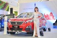 """Peugeot 3008 all new đủ màu """" Đặc biệt có màu đỏ và xanh mới"""" giao xe ngay, hỗ trợ ngân hàng, tư vấn lái thử tận nhà giá 1 tỷ 129 tr tại Tp.HCM"""
