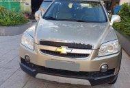 Cần bán Chevrolet Captiva LTZ 2.4 AT sản xuất 2007, màu vàng chính chủ giá 267 triệu tại Tp.HCM