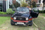 Ban Ssangyong Korando TX-5 4x4 MT năm 2004, màu đen, nhập khẩu   giá 165 triệu tại Tp.HCM