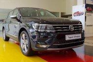 Bán ô tô Volkswagen Tiguan Allspace đời 2019, màu đen, nhập khẩu giá 1 tỷ 729 tr tại Hà Nội