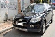Bán Chevrolet Captiva đời 2008, màu đen chính chủ giá cạnh tranh giá 270 triệu tại Tp.HCM