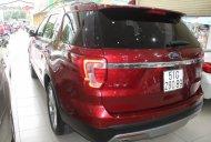 Bán Ford Explorer Limited 2.3L EcoBoost đời 2016, màu đỏ, nhập khẩu  giá 1 tỷ 750 tr tại Tp.HCM