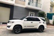 Bán ô tô Toyota Fortuner AT sản xuất 2015, màu trắng, giá 735tr giá 735 triệu tại Tp.HCM
