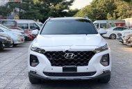 Cần bán Hyundai Santa Fe năm 2019, màu trắng giá 1 tỷ 245 tr tại Hà Nội