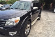 Cần bán xe Ford Everest 2.5L 4x2 MT sản xuất năm 2011, màu đen  giá 465 triệu tại Hà Nội