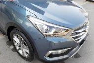Bán Hyundai Santa Fe 2.2L AT sản xuất 2016, màu xanh như mới, giá 945tr giá 945 triệu tại Hà Nội