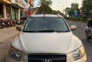 Cần bán gấp Hyundai Santa Fe đời 2008, màu vàng, nhập khẩu nguyên chiếc giá 430 triệu tại Gia Lai