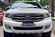Giảm giá sốc - Rinh quà hấp dẫn khi mua xe Ford Everest Turbo Ambiente MT đời 2019, màu trắng giá 869 triệu tại Tp.HCM