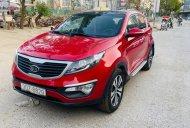 Cần bán lại xe Kia Sportage Limited sản xuất 2010, màu đỏ, xe nhập chính chủ giá 545 triệu tại Hà Nội