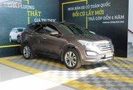 Bán xe Hyundai Santa Fe 2.4L 4WD năm 2014, màu nâu, nhập khẩu   giá 836 triệu tại Tp.HCM