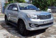 Bán xe Toyota Fortuner 2.5 MT đời 2015, màu bạc chính chủ, giá 749tr giá 749 triệu tại Khánh Hòa