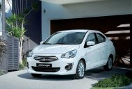 Bán xe Mitsubishi Attrage MT đời 2019, màu trắng, nhập khẩu nguyên chiếc giá 375 triệu tại Quảng Nam