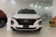 💥Thủ tục liền tay - Trao ngay xe mới💥 Hyundai SantaFe 2.4 Premium sản xuất 2019, màu trắng giá 1 tỷ 245 tr tại Hà Nội