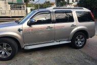 Cần bán Ford Everest đời 2010, màu bạc, nhập khẩu nguyên chiếc chính hãng giá 465 triệu tại Sơn La