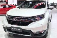 Nhận giao xe tận nhà miễn phí, Honda CR V L năm sản xuất 2019, màu trắng, nhập khẩu Thái Lan giá 1 tỷ 68 tr tại Hà Nội