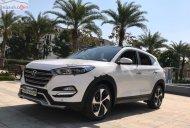 Xe Hyundai Tucson 1.6 AT Turbo đời 2018, màu trắng còn mới, giá tốt giá 875 triệu tại Hải Phòng