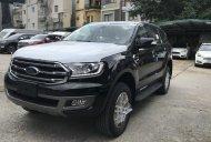 Khuyến mại kịch sàn - Hỗ trợ tối đa, Ford Everest 2.0L Titanium năm 2019, màu đen, xe nhập khẩu nguyên chiếc giá 1 tỷ 112 tr tại Hà Nội