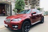 Cần bán gấp BMW X6 xDrive50i 2009, màu đỏ, nhập khẩu giá 760 triệu tại Tp.HCM