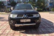 Cần bán xe Mitsubishi Pajero Sport năm sản xuất 2012, màu đen xe còn mới lắm giá 510 triệu tại Hà Nội