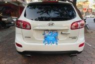 Bán Hyundai Santa Fe 2.0AT năm sản xuất 2011, màu trắng, nhập khẩu giá 670 triệu tại Hà Nội