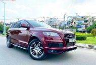 Bán xe Audi Q7 3.6 sản xuất năm 2009, màu đỏ, xe nhập số tự động giá cạnh tranh giá 850 triệu tại Tp.HCM