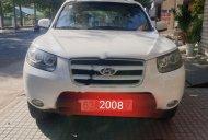 Cần bán lại xe Hyundai Santa Fe 2.7L 4WD đời 2008, màu trắng, nhập khẩu số tự động, giá chỉ 380 triệu giá 380 triệu tại Tiền Giang