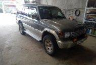 Cần bán Mitsubishi Pajero đời 2001, xe gia đình giá 95 triệu tại Sơn La